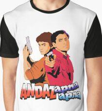 Andaz Apna Apna Graphic T-Shirt