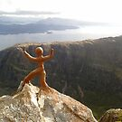 Clay People- Sgurr a Chaorachain by Vicky Stonebridge