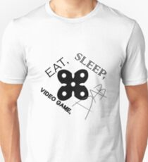 Eat, Sleep, Video Game, Dab T-Shirt