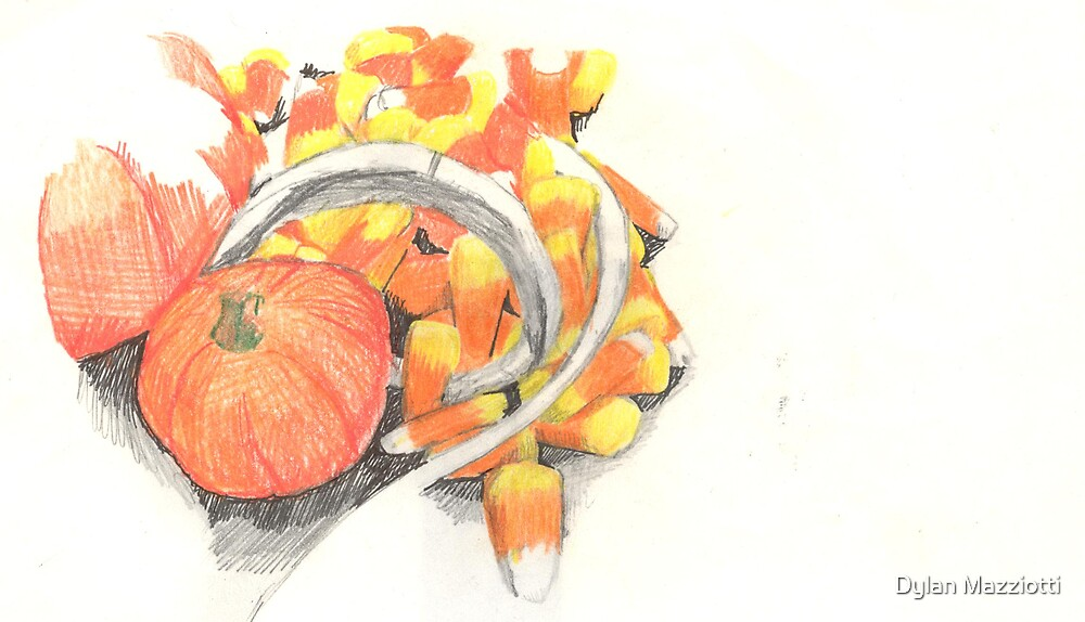 Candy Corn by Dylan Mazziotti