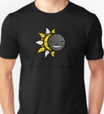 Solar Eclipse 2017 Shirt - Totality Adorable - August 21, 2017 - White T-Shirt