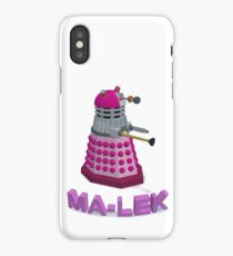 MA_LEK DrWho iPhone Case/Skin