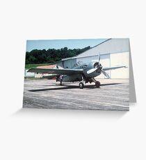 Grumman F-4F Greeting Card