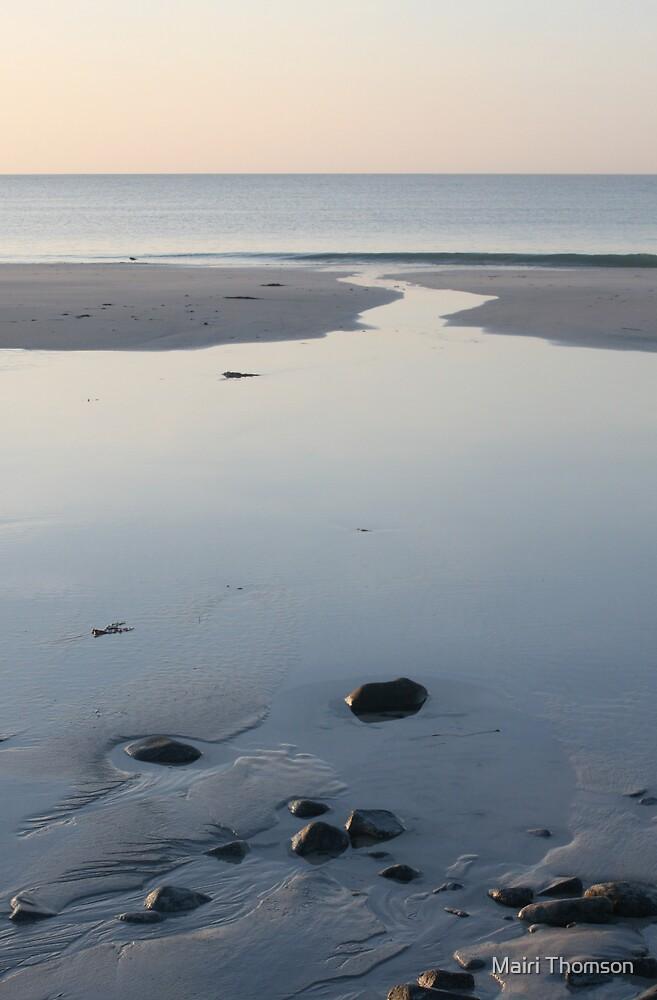 Sunset Beach by Mairi Thomson