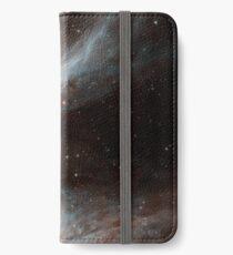 Black Galaxy iPhone Wallet/Case/Skin