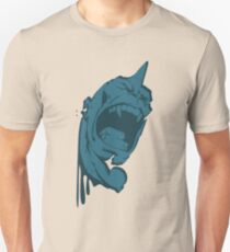 the blue ape (does not want to go to work today) T-Shirt