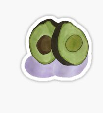 Avocados Sticker