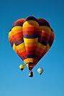 Three balloons by PhotosByHealy