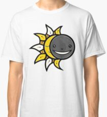 Solar Eclipse 2017 Shirt - Totality Adorable - August 21, 2017 - Sun and Moon Classic T-Shirt