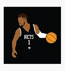 D'Angelo Russell Design Photographic Print