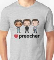 Love Preacher - Tulip, Jesse & Cas T-Shirt