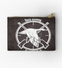 Duck Hunting Amateur club Studio Pouch