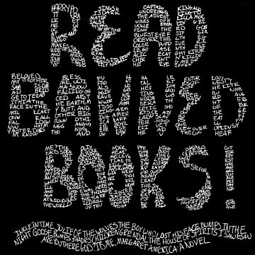 Read Banned Books by chaoticginger