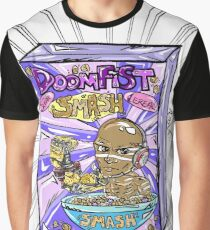 Sugar Smash Cereal Graphic T-Shirt