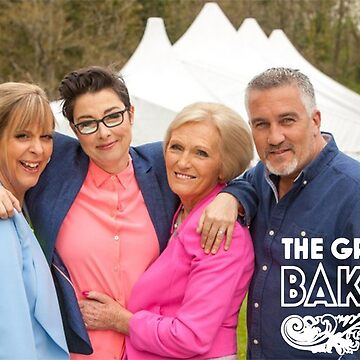 The Great British Bake Off by Imagineer29