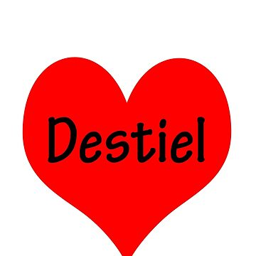 Destiel of My Heart by CoppersMama
