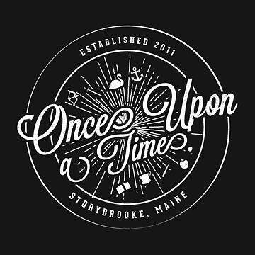 Once Upon A Time / TV / Badge Design by ImEmmaR