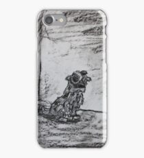 Lonely Lion iPhone Case/Skin