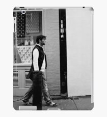 In sync - London, England iPad Case/Skin