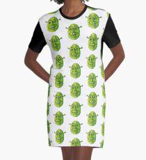 Shrek T-Shirt Kleid