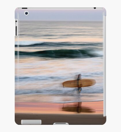 Sunset Surfer iPad Case/Skin