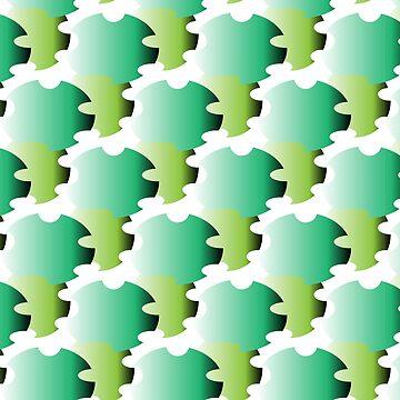 Bricks_Green by magmuasel