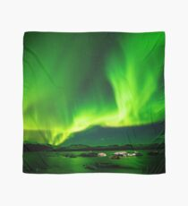 Northern Lights Aurora Borealis Scarf