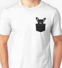 Funny Cute French Bulldog Dog Puppy Bulldogs Design Unisex T-Shirt