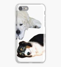 Juulia dogs iPhone Case/Skin