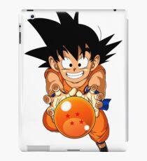Kid Goku DBZ iPad Case/Skin