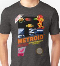 METROID Slim Fit T-Shirt