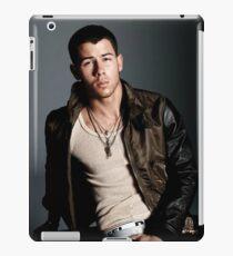 Nick Jonas iPad Case/Skin