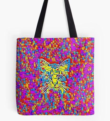 Lemon Cat Tote Bag
