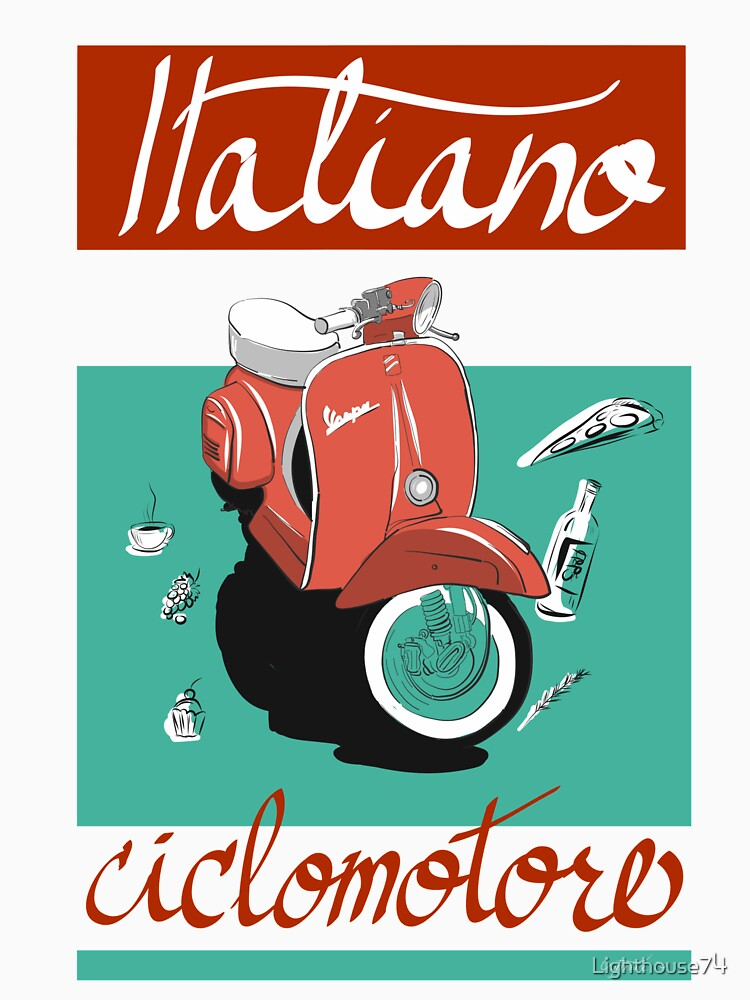Italiano by Lighthouse74