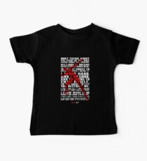 """Don't think about...""""Usain Bolt"""" Life Inspirational Quote Kids Clothes"""