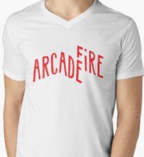"""""""Red Logo"""" of Arcade Fire T-Shirt"""