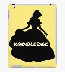 Princess of Knowledge iPad Case/Skin