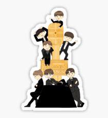 BTS Wins A Billboard Award! Sticker