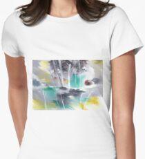 Grey n Colorful T-Shirt