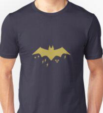 Pattern with bats. Superhero! T-Shirt