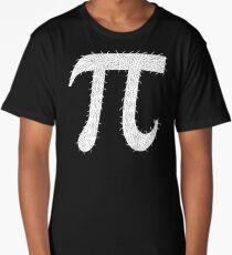 Hair Pi Math Joke T-shirt Long T-Shirt