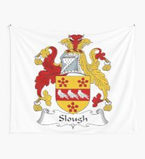 Slough  Wall Tapestry