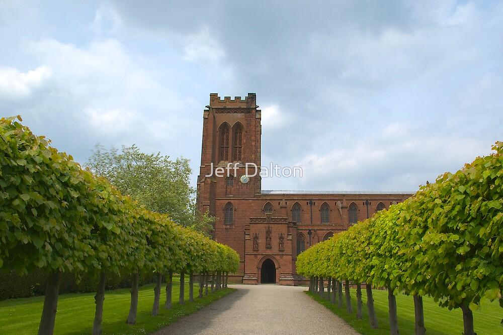 St Marys Church Eccleston by Jeff Dalton