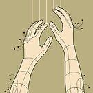 digital form - H01 - hands by Jesse Bisset