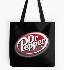 Dr Pepper Merchandise Tote Bag