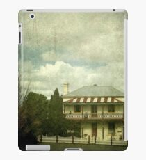 The Station Master's Cottage, Uralla, New South Wales iPad Case/Skin