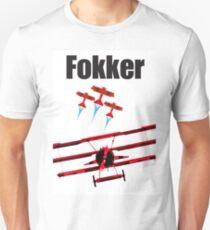 Fokker Unisex T-Shirt