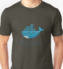 Docker Logo Merchandise T-Shirt