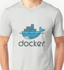 Docker Logo Merchandise T-Shirt