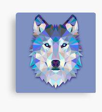 Wolf Animals Gift Canvas Print